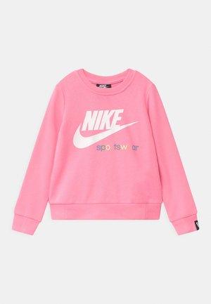 HERITAGE CREW - Sweater - pink