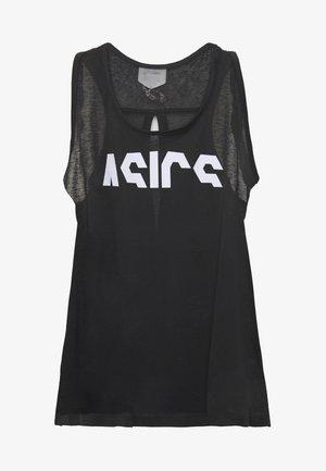 TANK - Top - performance black/brilliant white