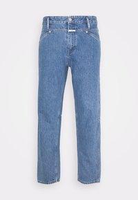 CLOSED - XLENT - Slim fit jeans - salt pepper - 4