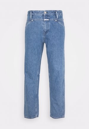 XLENT - Slim fit jeans - salt pepper