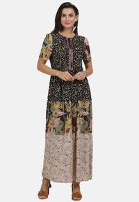 usha - Maxi dress - multi flower print - 0