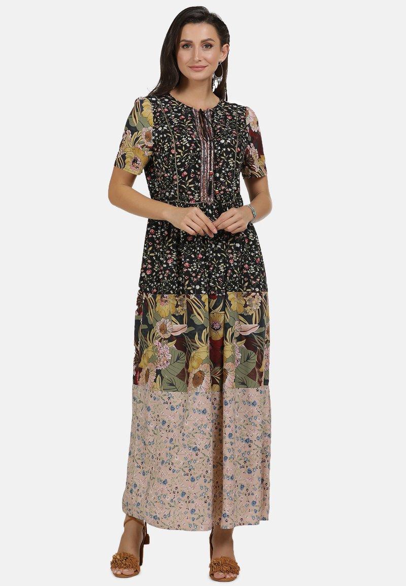 usha - Maxi dress - multi flower print