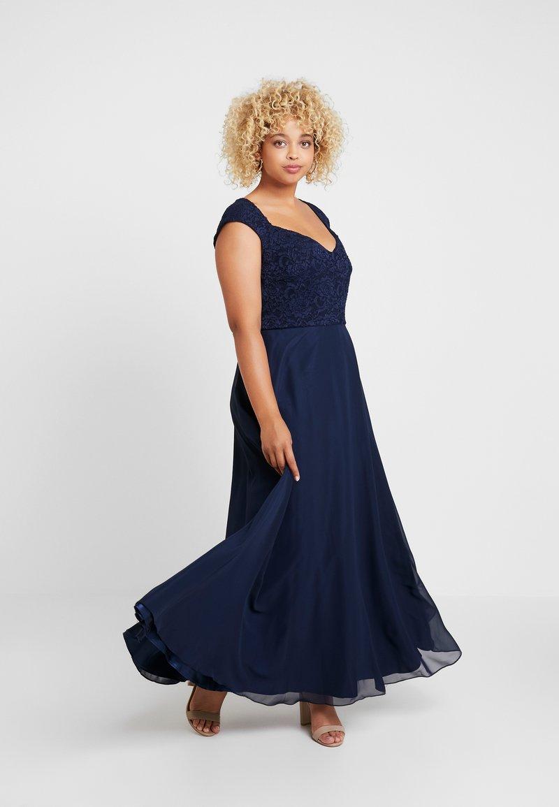 Swing Curve - COCKTAIL DRESS - Společenské šaty - marine