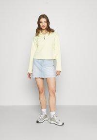 Dr.Denim - ECHO SKIRT - Mini skirt - superlight blue - 1