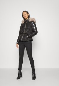 River Island - Light jacket - black - 1