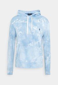 TERRY - Hættetrøjer - french blue