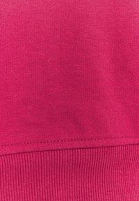 Even&Odd - Basic Crew neck regular fit - Sweatshirt - pink - 2