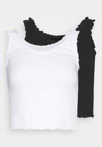Even&Odd Tall - Top - black/white - 0