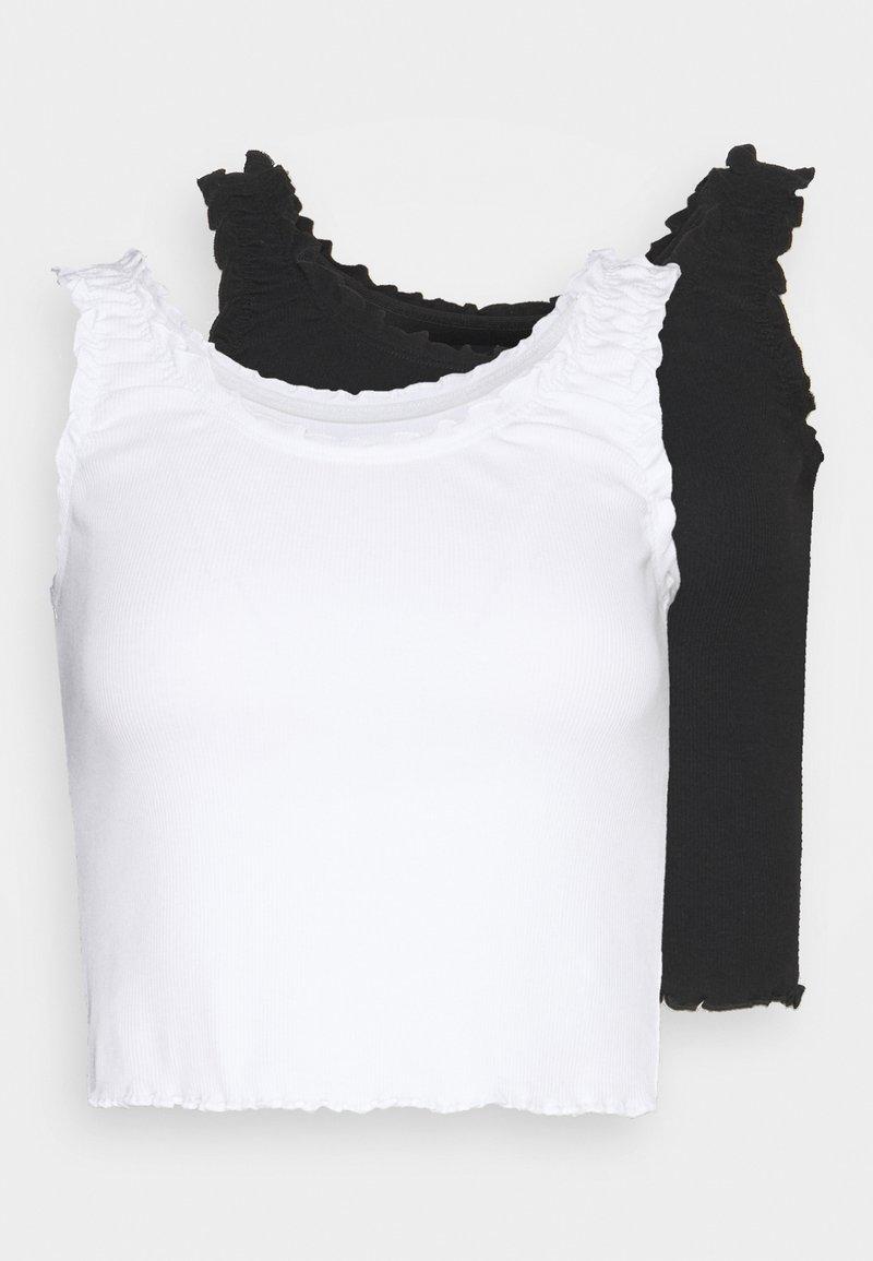 Even&Odd Tall - Top - black/white