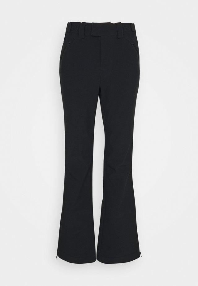 WOMENS PANT - Snow pants - blackout