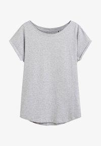Next - Basic T-shirt - grey - 4