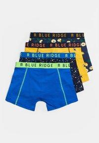 WE Fashion - 4-PACK - Boxershort - dark blue - 1