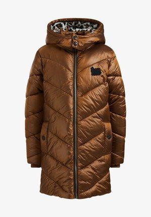 Zimní kabát - gold