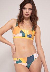 boochen - CAPARICA - Bikini bottoms - gelb - 1