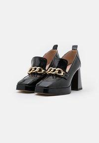L37 - COSMIC DAY - Platform heels - black - 2
