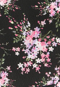 Dorothy Perkins Petite - MINI TIERRED HIGH NECK DRESS - Day dress - pink - 2