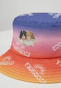 Fiorucci - SUNSET PRINT BUCKET HAT UNISEX - Hat - multicoloured - 3