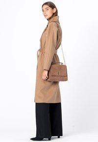HALLHUBER - Classic coat - camel - 1