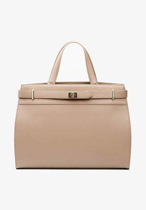 MONIQUE - Briefcase - brown