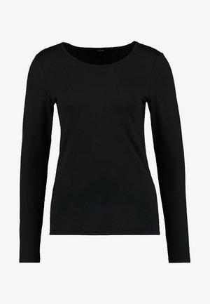 KALIA - Top sdlouhým rukávem - black