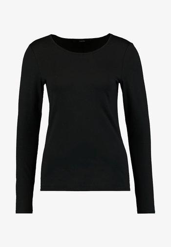 KALIA - Long sleeved top - black