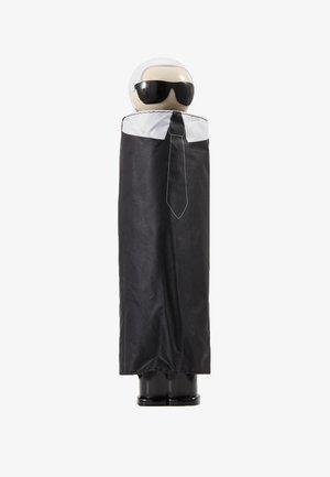 K/IKONIK KARL PRINT UMBRELLA - Parapluie - black