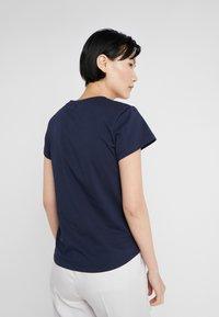 Sonia Rykiel - Print T-shirt - nuit - 2