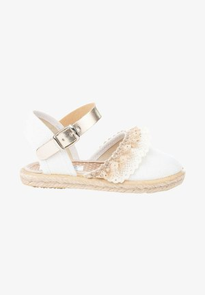 Sandalias - blanco