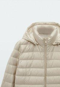 Massimo Dutti - Winter jacket - grey - 2