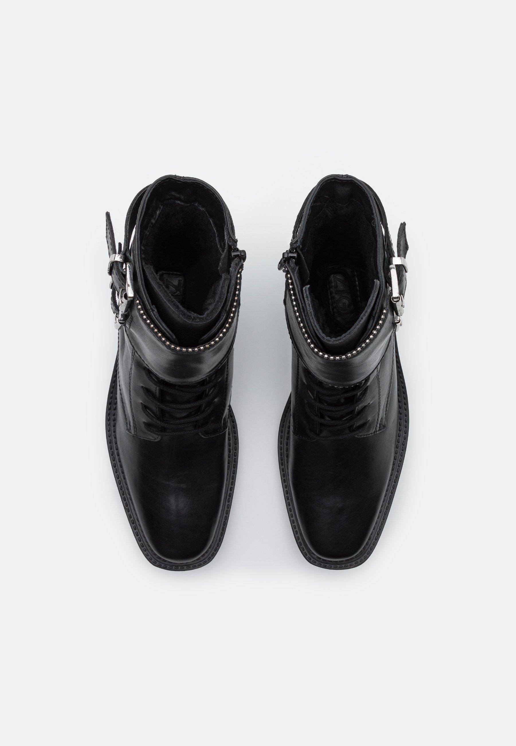 Zign Vinterstøvler - Black/svart