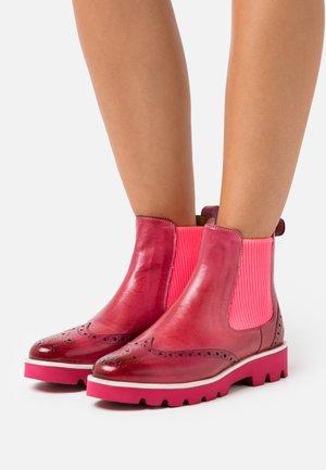 SELINA  - Ankle boots - bubblegum