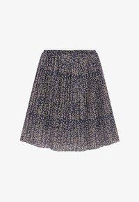 The New - OPRAH  - A-line skirt - black iris - 2