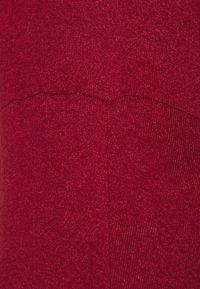 Banana Republic - VNECK COZY - Jumper dress - mulled cranberry - 6