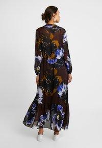 InWear - KALISTAIW LONG DRESS - Maxi dress - bitter chocolate - 2