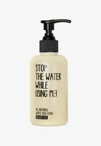 STOP THE WATER WHILE USING ME! - SHOWER GEL - Shower gel - white sage cedar - 0