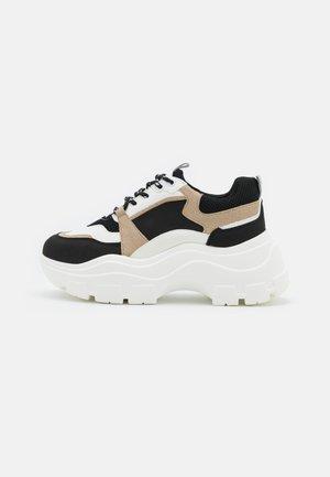 Sneaker low - black/multicolor