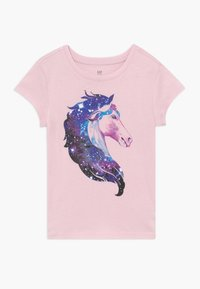 GAP - GIRL  - T-shirts med print - pink quartz - 0