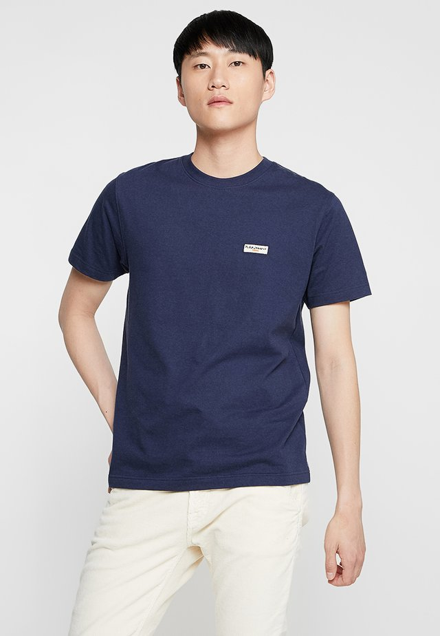 DANIEL - T-shirt basique - midnight