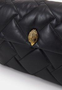 Kurt Geiger London - KENSINGTON SOFT - Handbag - black - 4
