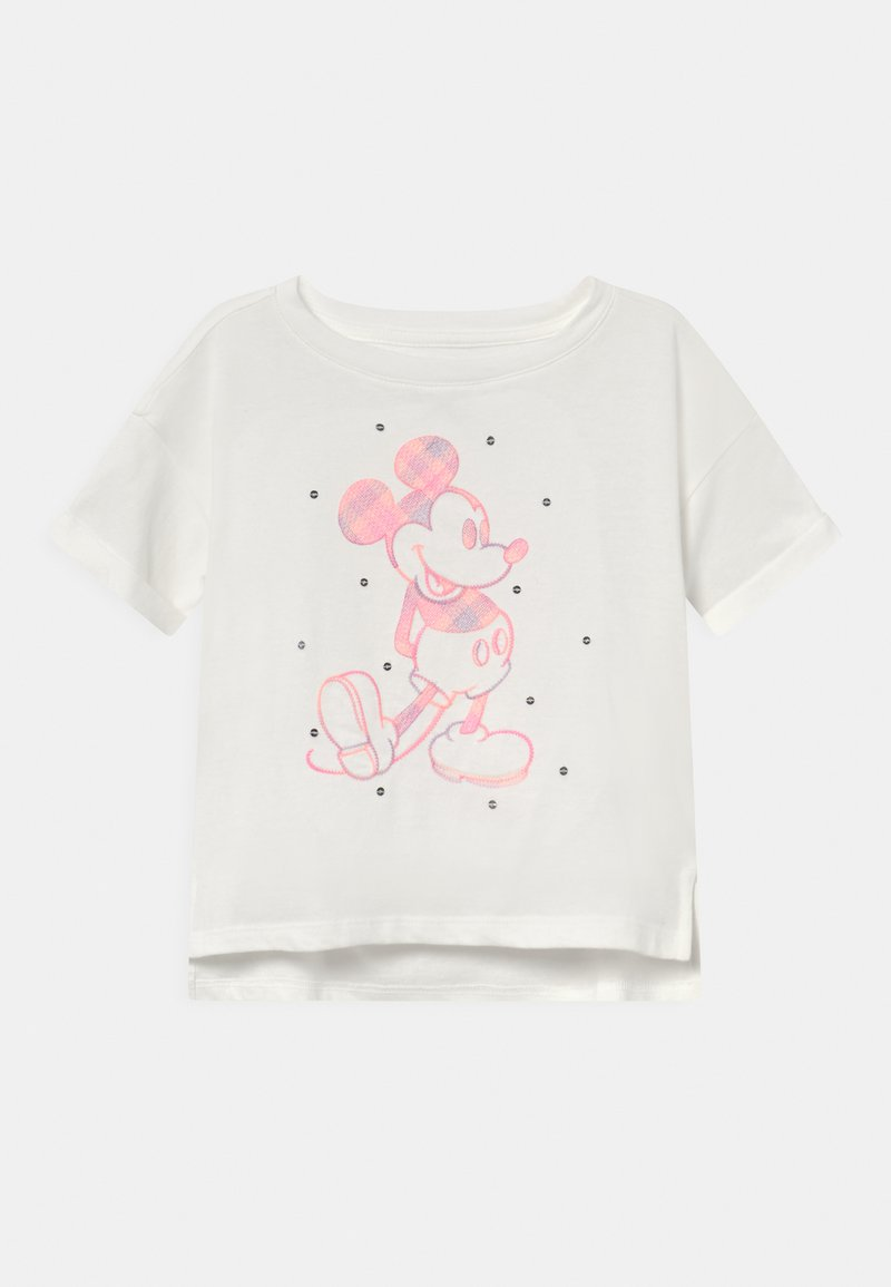 GAP - DISNEY MINNIE MOUSE GIRLS - T-shirt con stampa - new off white