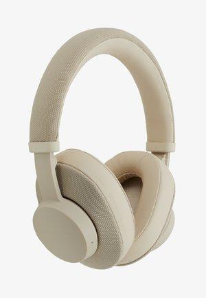 PAMPAS - Słuchawki - almond beige