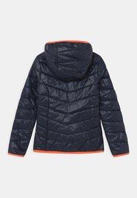Vingino - TENISE REVERSIBLE - Light jacket - dark blue - 1