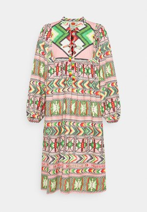 AMULET MIDI DRESS - Day dress - multi