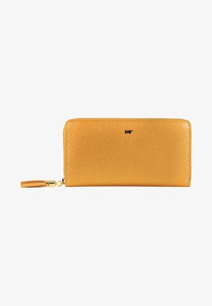 ALESSIA - Wallet - amber