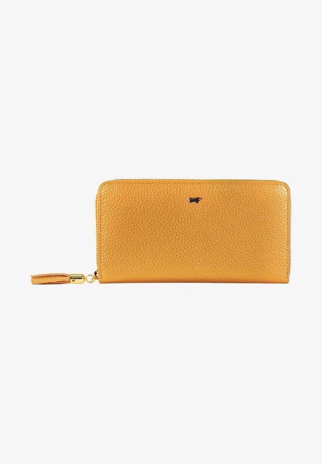 A5COLI  - Wallet - amber