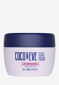 Coco & Eve - GLOW FIGURE BALI BUFFING SUGAR - Kroppsexfoliering - - - 0