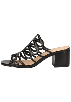 STEVEN NEW YORK BY SPM PANTOLETTEN - Mules - black 01001