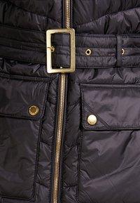 Barbour International - GLEANN QUILT - Light jacket - black - 5