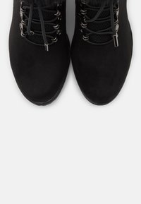 Laura Biagiotti - Platform ankle boots - black - 5