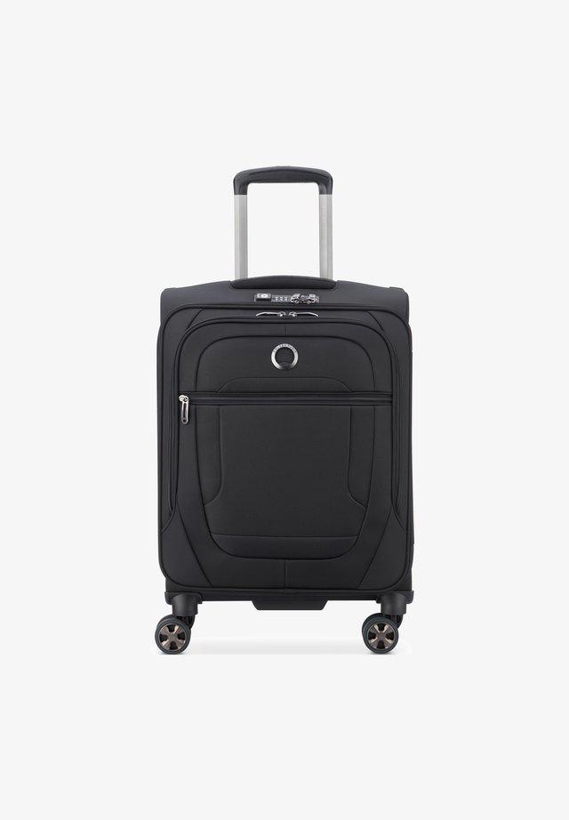 HELIUM DLX  - Wheeled suitcase - schwarz